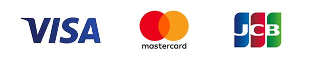 クレジットカード主要3ブランド