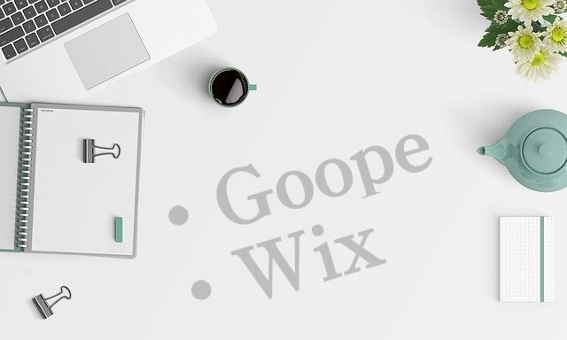 GoopeとWixを徹底比較