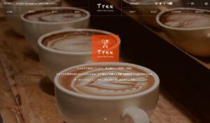 飲食店・カフェ(Tree)デモ