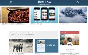 SWALLOW(スワロー)デモ